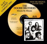 The Doobie Brothers - Minute By Minute (1978) - 24 KT Gold Numbered Limited Edition