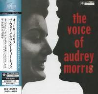 Audrey Morris - The Voice Of Audrey Morris (1956) - Ultimate High Quality CD