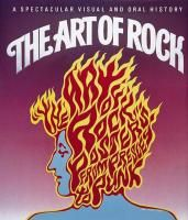 The Art Of Rock Posters From Presley To Punk (Твердый переплет)