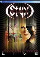 Styx - The Grand Illusion / Pieces Of Eight - Live (2011) (DVD)