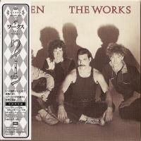 Queen - The Works (1984) - Paper Mini Vinyl