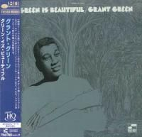 Grant Green ‎- Green Is Beautiful (1970) - Ultimate High Quality CD
