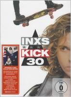 INXS ‎- Kick 30 (2017) - 3 CD+Blu-ray Limited Deluxe Edition