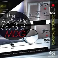 V/A The Audiophile Sound Of MDG (2016) - Hybrid SACD