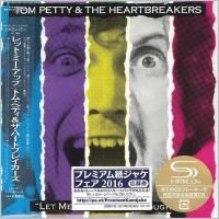 Tom Petty & The Heartbreakers - Let Me Up (I've Had Enough) (1987) - SHM-CD Paper Mini Vinyl