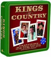 V/A The Kings Of Country (2013) - 3 CD Tin Box Set Collector's Edition