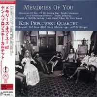 Ken Peplowski Quartet - Memories Of You (2005) - Paper Mini Vinyl