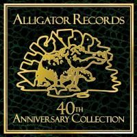V/A Alligator Records 40th Anniversary Collection (2011) - 2 CD Box Set