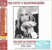 Tom Petty & The Heartbreakers - The Best Of Everything The Definitive Career Spanning Hits Collection 1976-2016 (2019) - 2 SHM-CD Box Set