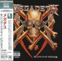 Megadeth - Killing Is My Business... And Business Is Good! (1985) - Blu-spec CD2