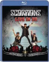 Scorpions - Get Your Sting & Blackout Live In 3D (2012) (3D Blu-ray)