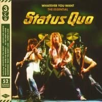 Status Quo - Whatever You Want: The Essential (2016) - 3 CD Box Set