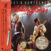 The Rolling Stones - Ladies And Gentlemen: The Rolling Stones (2010) - SHM-CD Paper Mini Vinyl