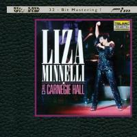 Liza Minnelli - Highlights From The Carnegie Hall Concert (1987) - Ultra HD 32-Bit CD