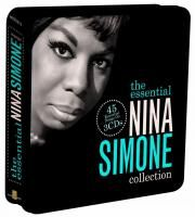 Nina Simone - The Essential Collection (2010) - 3 CD Tin Box Set Collector's Edition