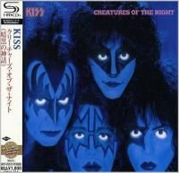 Kiss - Creatures Of The Night (1982) - SHM-CD