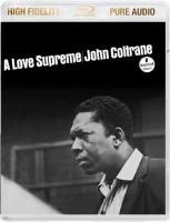 John Coltrane - A Love Supreme (1964) (Blu-ray Audio)