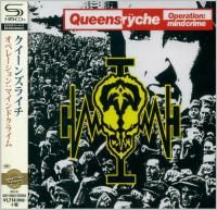 Queensryche - Operation: Mindcrime (1988) - SHM-CD