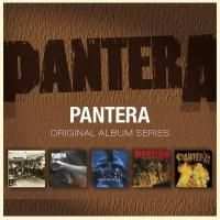 Pantera - Original Album Series (2012) - 5 CD Box Set