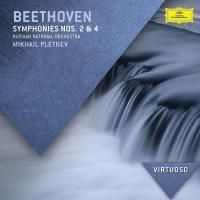 Virtuoso - Beethoven: Symphonies Nos. 2 & 4 (2012)