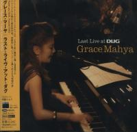 Grace Mahya - Last Live At Dug (2007) - Hybrid SACD