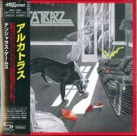 Alcatrazz - Dangerous Games (1986) - SHM-CD Paper Mini Vinyl