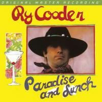 Ry Cooder - Paradise And Lunch (1974) - Numbered Limited Edition Hybrid SACD