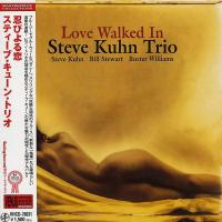 Steve Kuhn Trio - Love Walked In (1998) - Paper Mini Vinyl