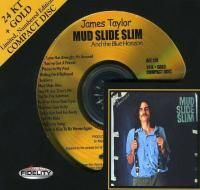 James Taylor - Mud Slide Slim And The Blue Horizon (1971) - 24 KT Gold Numbered Limited Edition