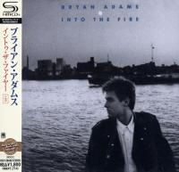 Bryan Adams - Into The Fire (1987) - SHM-CD
