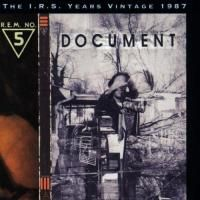 R.E.M. - Document (1987) - Original recording remastered