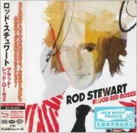 Rod Stewart - Blood Red Roses (2018) - SHM-CD