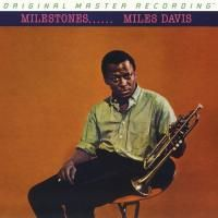 Miles Davis - Milestones (1958) - Numbered Limited Edition Hybrid SACD