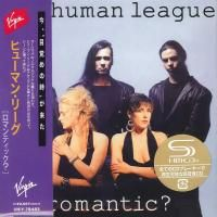 The Human League - Romantic? (1990) - SHM-CD Paper Mini Vinyl