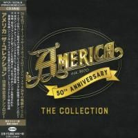 America - The Collection: 50th Anniversary (20190 - 3 CD Box Set