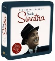 Frank Sinatra - The Golden Years Of Frank Sinatra (2010) - 3 CD Tin Box Set Collector's Edition