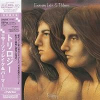 Emerson, Lake & Palmer - Trilogy (1972) - HQCD Paper Mini Vinyl
