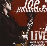 Joe Bonamassa - Live From Nowhere In Particular (2008) - 2 CD Box Set