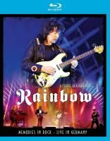 Ritchie Blackmore's Rainbow - Memories in Rock: Live in Germany (2016) (Blu-ray)