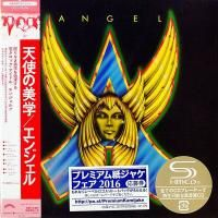 Angel - Angel  (1975) - SHM-CD Paper Mini Vinyl