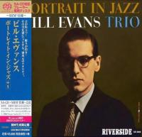 Bill Evans Trio - Portrait In Jazz (1960) - SHM-SACD
