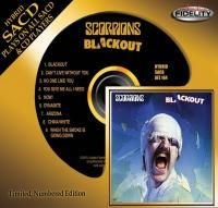 Scorpions - Blackout (1982) - 24 KT Gold, Collector's Edition, Hybrid SACD