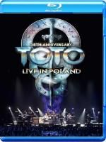 Toto - 35th Anniversary Tour Live From Poland (2014) (Blu-ray)