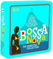 V/A Bossa Nova (2013) - 3 CD Tin Box Set Collector's Edition
