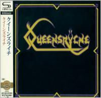 Queensryche - Queensryche (1982) - SHM-CD