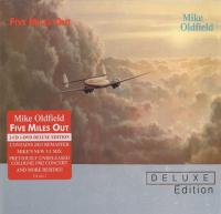 Mike Oldfield - Five Miles Out (1982) - 2 CD+DVD Deluxe Edition