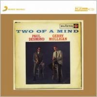 Paul Desmond and Gerry Mulligan - Two Of A Mind (1962) - K2HD Mastering CD