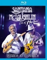 Santana & John McLaughlin - Invitation To Illumination: Live At Montreux 2011 (2013) (Blu-ray)