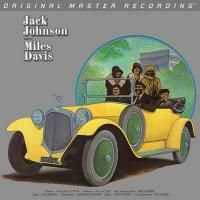Miles Davis - Jack Johnson: Original Soundtrack Recording (1971) - Numbered Limited Edition Hybrid SACD