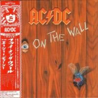 AC/DC - Fly On The Wall (1985) - Paper Mini Vinyl